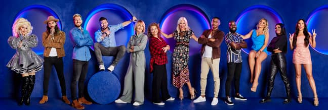 The Circle is back with a celeb special (Credit: Channel 4)