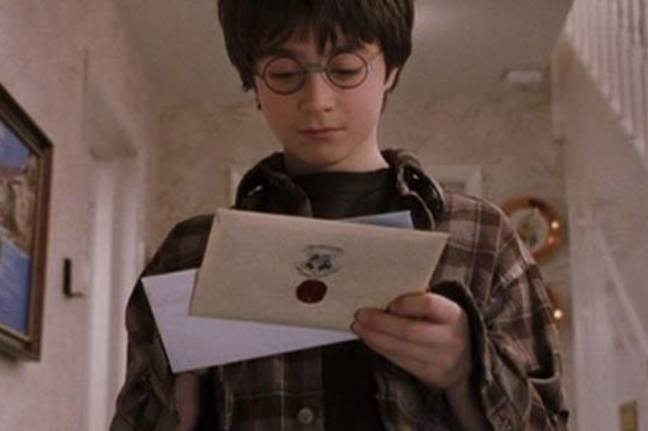 The young girl is expecting her letter from Hogwarts when she's of age (Credit: Warner Bros)