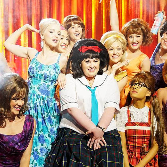 The show will be available to stream via The Show Must Go On YouTube Channel on Friday 23rd May (Credit: 'Hairspray Live!')