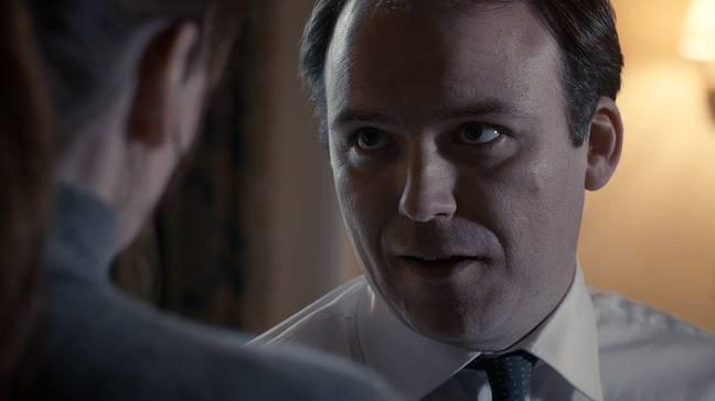 Rory Kinnear took the infamous role (Credit: Channel 4/Endemol/Netflix)