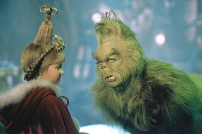The Grinch is one of the most popular Dr. Seuss books. It was adapted into a film in 2000 starring Jim Carey (Credit: Dreamworks)