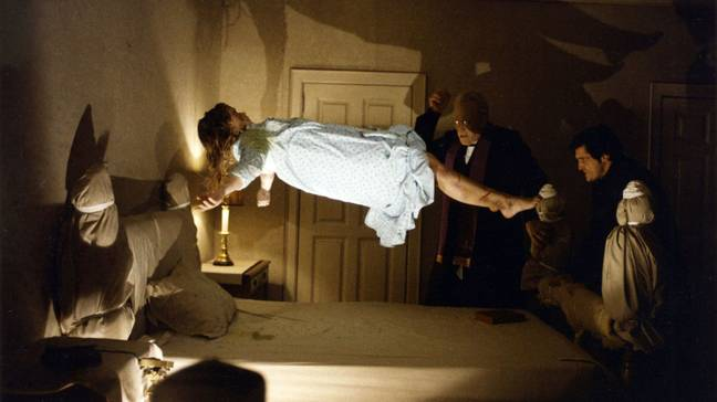 The Exorcist is also screening (Credit: Warner Bros)