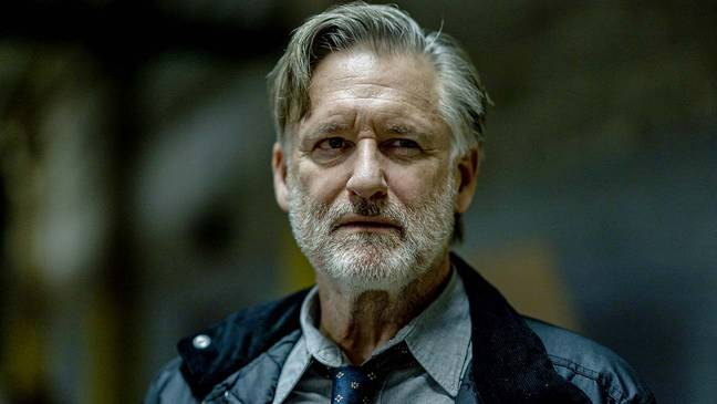 Bill Pullman reprises his role as Detective Harry Ambrose (Credit: USA Network)