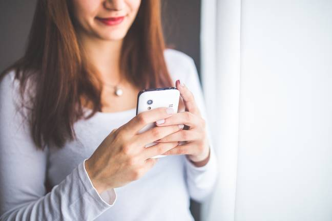 Scientists are warning women against depending on the apps (Credit: Unsplash)