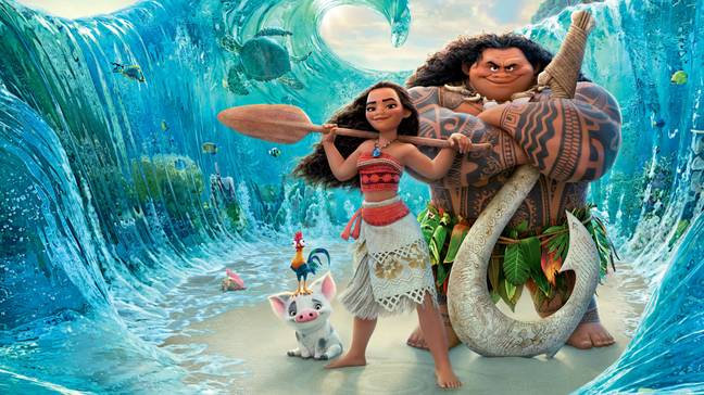 Moana: The Series will debut in 2023 (Credit: Disney)