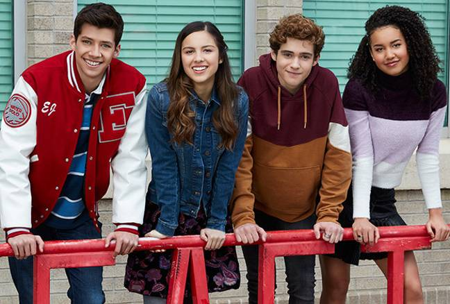 Our favourite high schoolers are back! (Credit: Disney+)