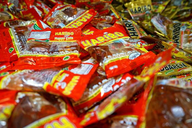 Haribo is one of UK's top choices for sweets (Credit: PA)