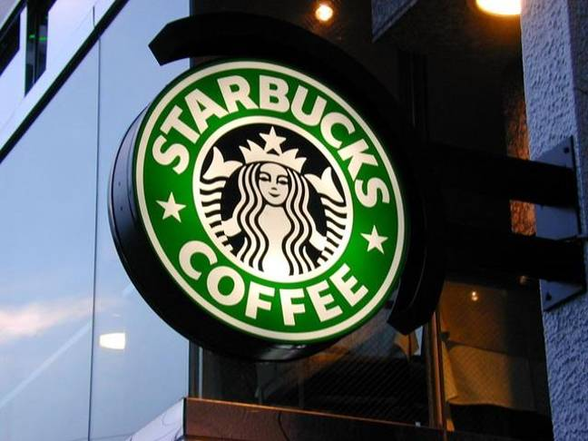 The drink is available for takeaway from all open Starbucks stores and can be ordered ahead via the Starbucks UK App (Credit: WikiCommons)
