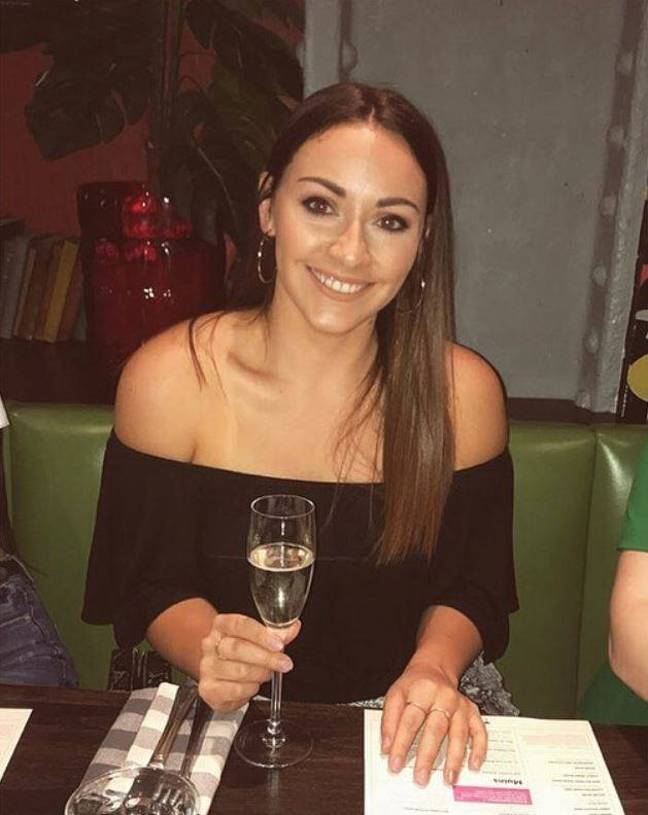 Niamh would normally have drowned her sorrows on a night out with the girls, but lockdown saw her instead confined to her parents' house (Credit: Niamh Shackleton)