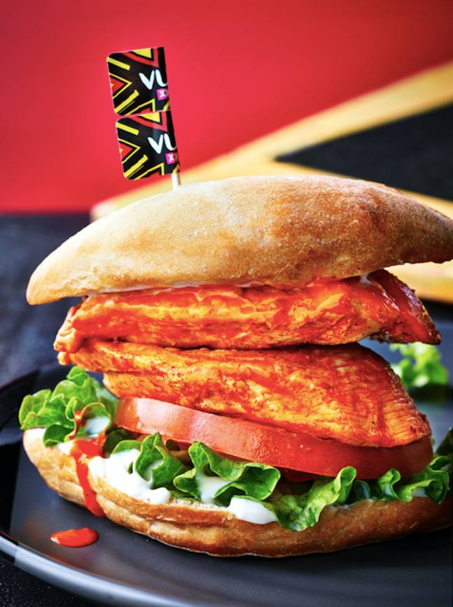 Chicken burgers are set to get spicier (Credit: Nando's)