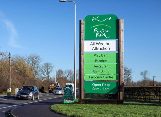 Puxton Park (Credit: SWNS)