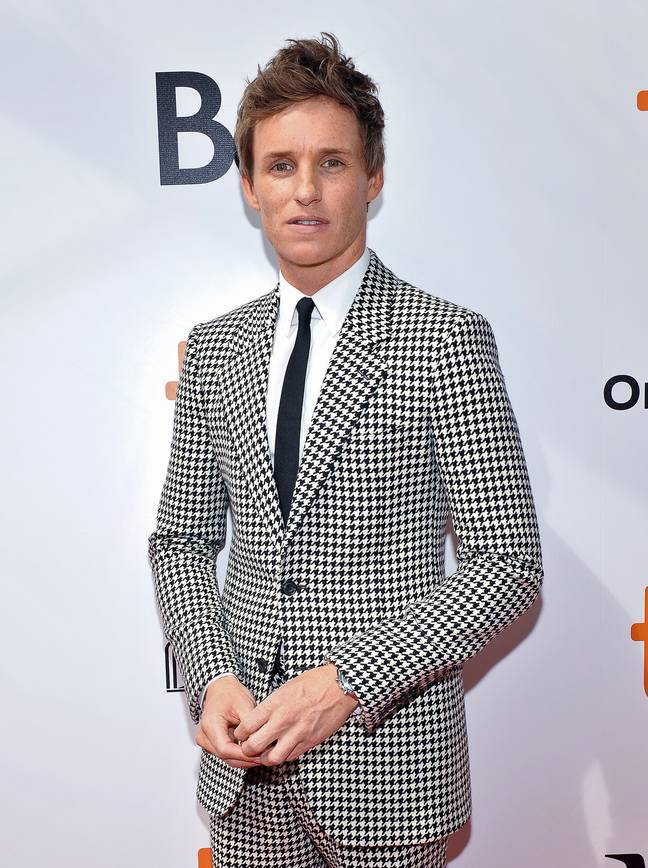 Eddie Redmayne is set to take on the role of the killer (Credit: New Jersey State Prison)