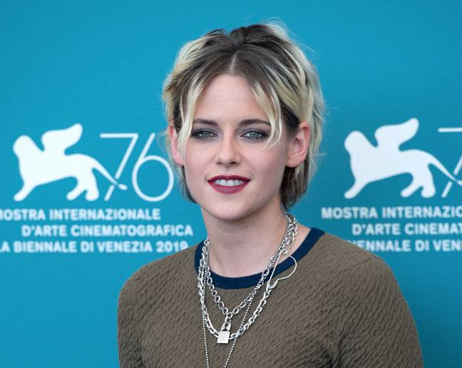 Kristen Stewart will play Diana, Princess of Wales (Credit: PA)