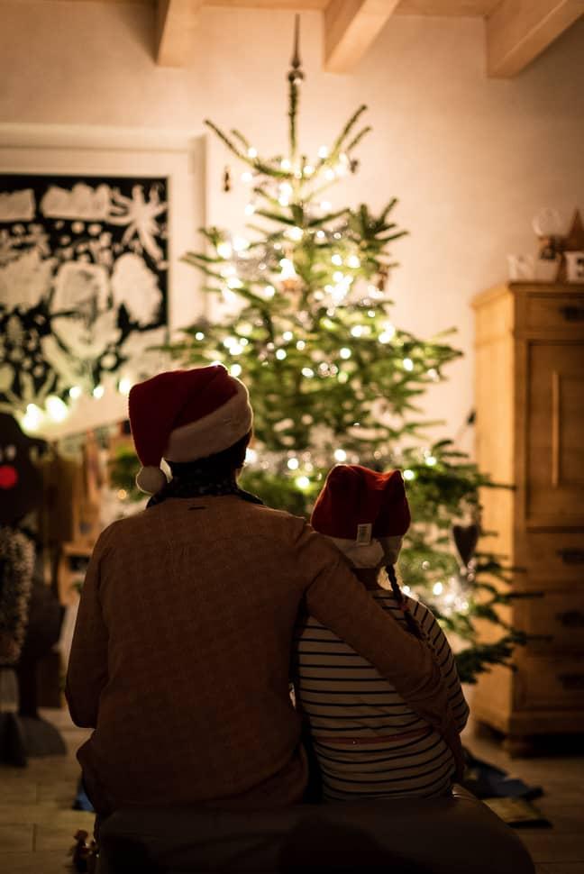 Christmas decorations can make us feel happier (Credit: Unsplash)