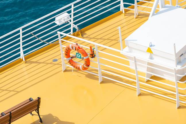 The cruise will include activities such as a trivia game and a costume contest (Credit: Pexels/Diego F. Parra)