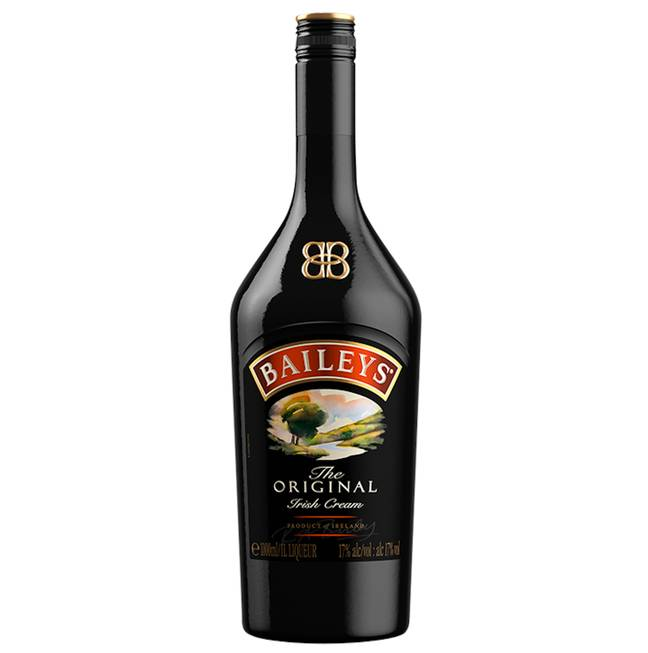 Baileys original Irish cream liqueur (Credit: Morrisons)