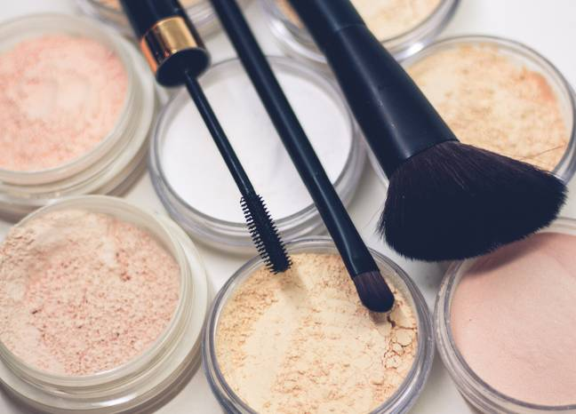 You can't beat a free make-up sample and you secure those by visiting counters in department stores. (Credit: Unsplash)