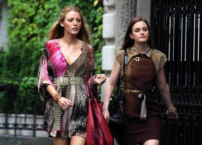 Gossip Girl is leaving Netflix on 31 December (Credit: HBO)