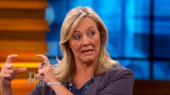 Jan has openly spoke about her experiences. (Credit: Oprah Winfrey Network/Dr Phil)