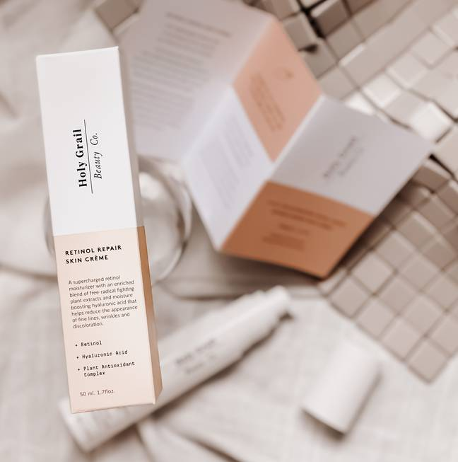Retinol has been highly favoured by beauty experts (Credit: Unsplash)