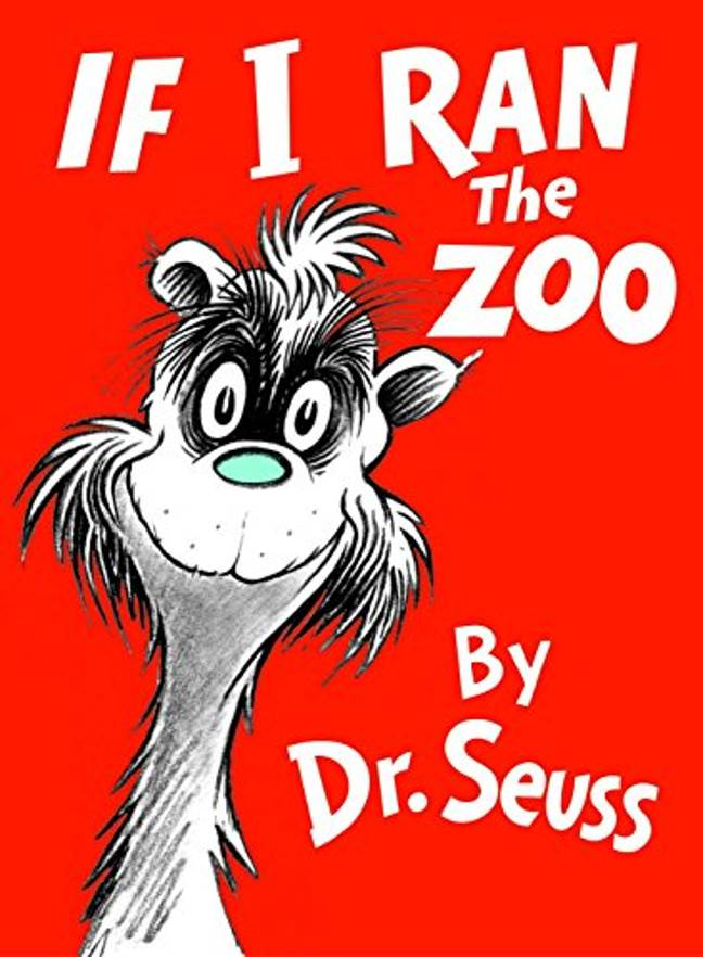 If I Ran The Zoo is one of the titles that will no longer be published (Credit: Random House Books For Young Readers)