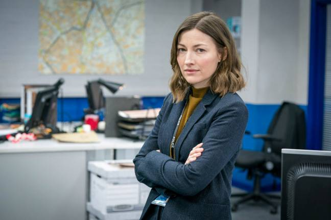 Joanne Davidson is the centre of many Season 6 fan theories (Credit: BBC)