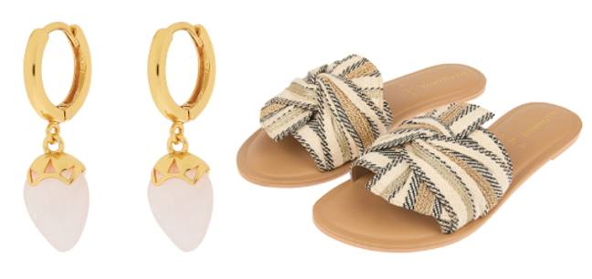 You can't beat the brand's holiday collection - and it's 'Z for Accessorize' range (Credit: Accessorize)