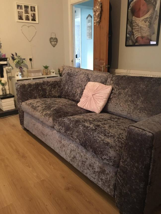It looked like a completely different sofa (Credit: LatestDeals.co.uk)