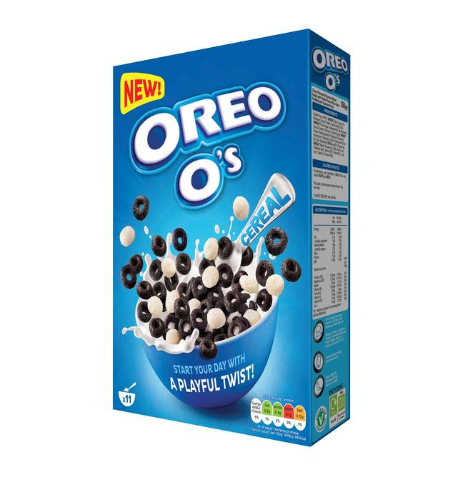 Oreo O's cereal has launched in several UK supermarkets with more on tap for 2021 (Credit: Oreo)