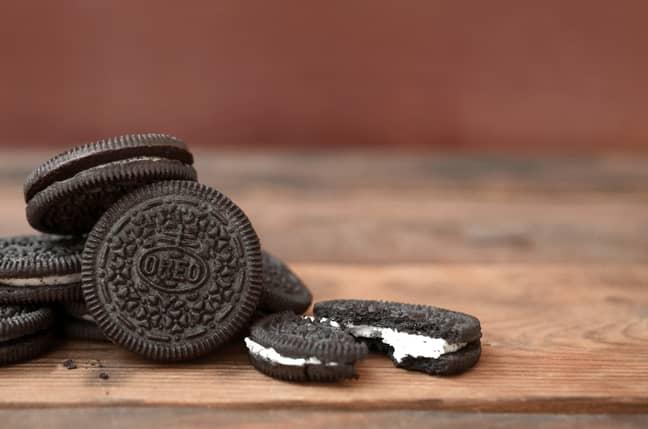 We love an Oreo snack treat (Credit: Shutterstock)