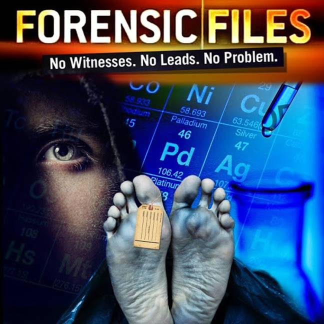 Forensic Files originally aired on CBS (Credit: CBS)