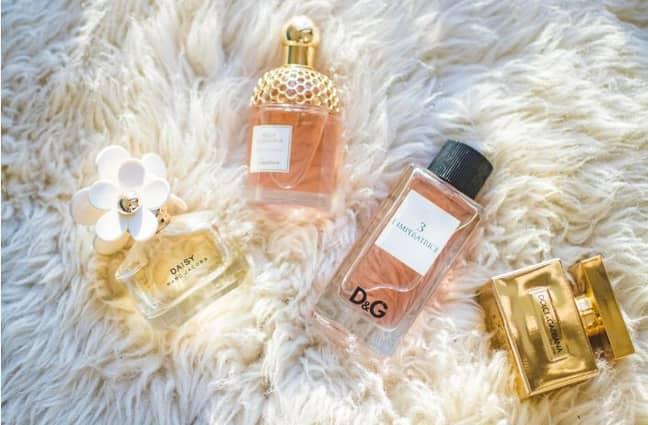 Making your perfume last longer is actually super simple. Credit: Pexels