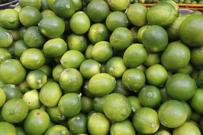 Limes are one of the biggest culprits. Credit: PA Images