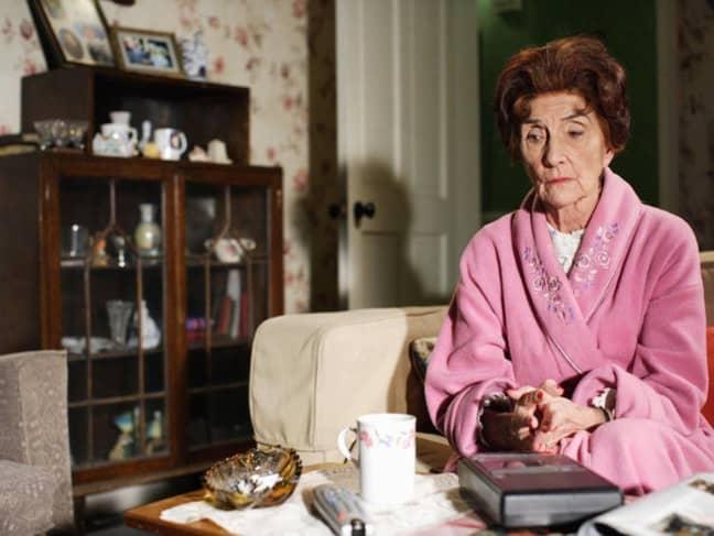 June Brown is EastEnders' longest running star (Credit: BBC)