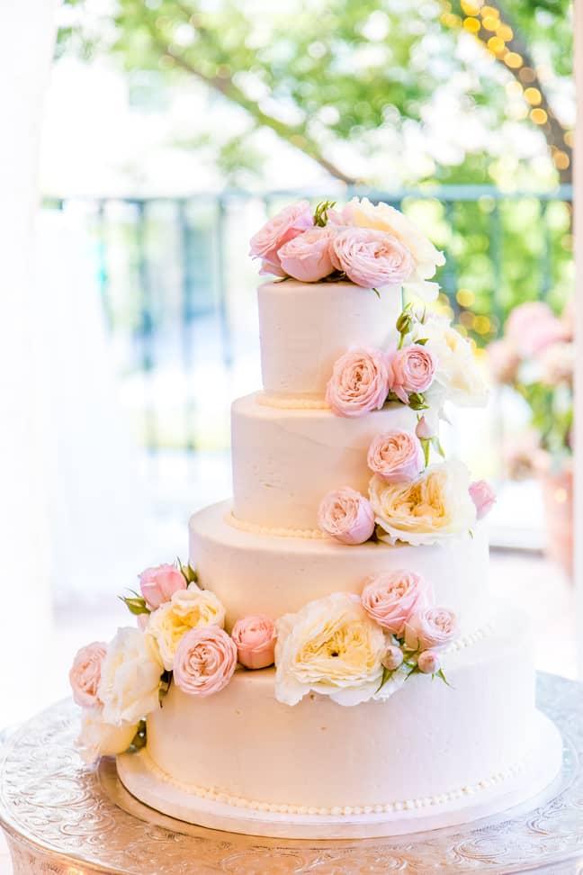 The entire wedding industry is worth over £14 billion (Credit: Unsplash)
