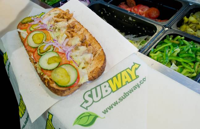 Subway predicts their Mega Meat Sub and the Meatball Marina Sub will be among the popular choices (Credit: PA)