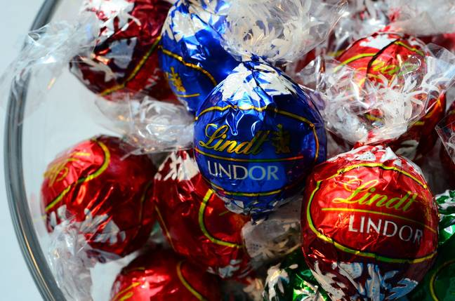 The truffles we know and love, in one huge tin (Credit: Flickr)