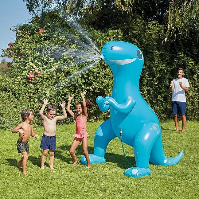 The dino is sure to keep little ones entertained for hours (Credit: Asda)