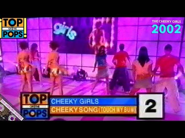 Top of the Pops ran for 42 years until 2006 (Credit: BBC)