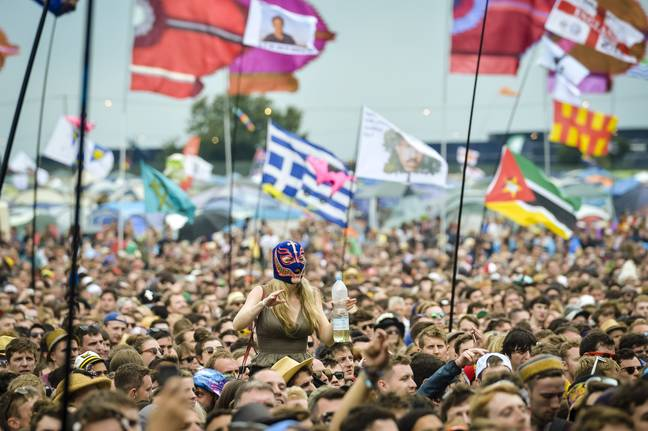 A licence for a one-day music event at the festival site in September has been approved (Credit: PA)