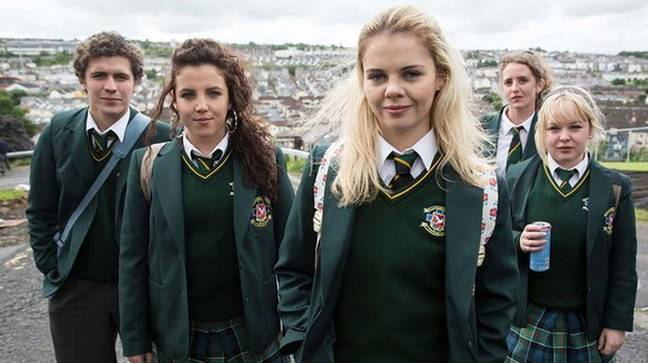 Given the political timeline of the show, we could see the historic Good Friday Agreement play out in the third series (Credit: Channel 4)