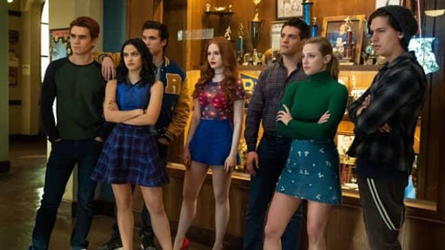 The Riverdale cast (Credit: Warner Bros.)