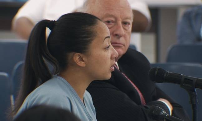 Cyntoia said she hadn't been involved in the documentary (Credit: Netflix)