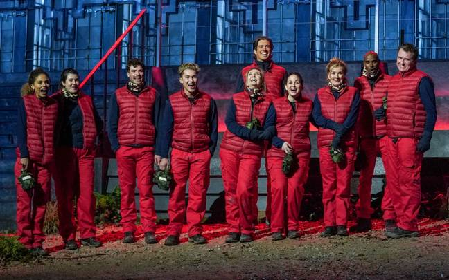 The cast were forced to film in the UK for 2020 (Credit: ITV)