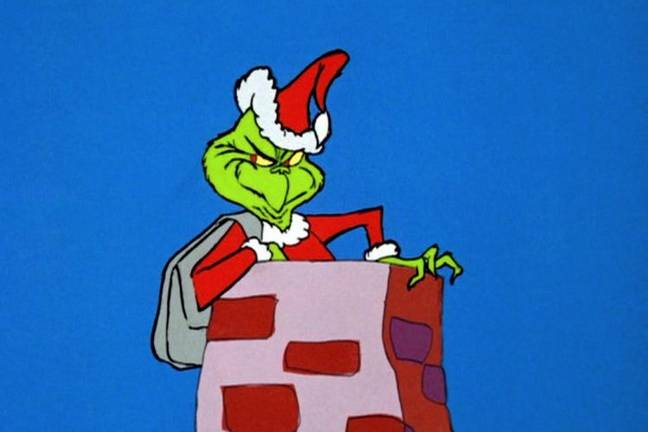 The 1966 Grinch is back (MGM Television)