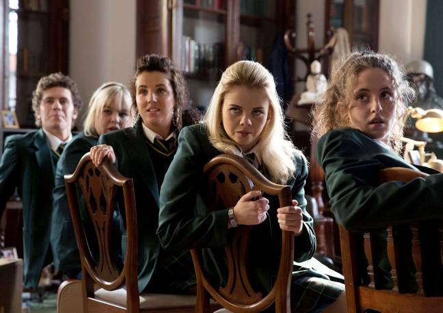 Derry Girls will be returning for a new season (Credit: Channel 4)