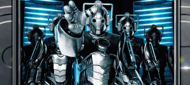 Watch out for Cybermen (Credit: BBC)