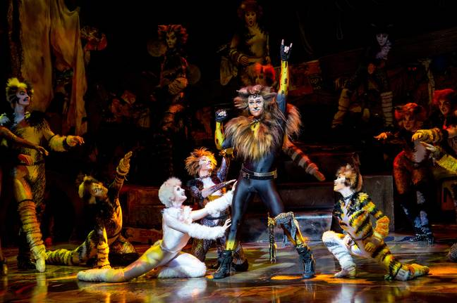 Cats ran in the West End for 21 years (Credit: PA)