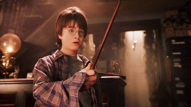 Players start the game as a first year student at Hogwarts (Credit: Warner Bros)
