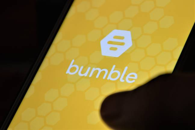 Bumble has seen an increase in vaccine mentions (Credit: Shutterstock)